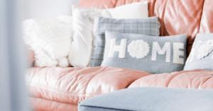 Fabric sofa, ireland, fabric, interior design, fabrics, upholstery